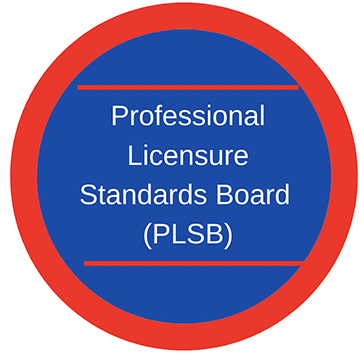 Professional Licensure Standards Board (PLSB)