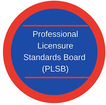 Professional Licensure Standards Board (PLSB)