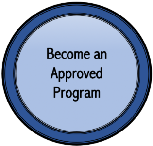 Become an Appproved Program
