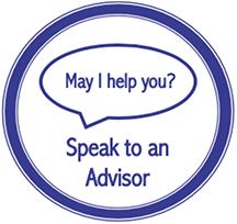 Speak to an Advisor