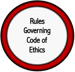 Rules Governing Code of Ethics