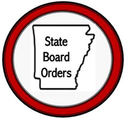 State Board Orders
