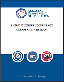 Every Student Succeeds Act State Plan cover