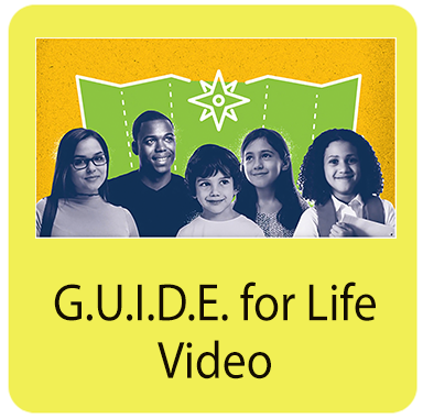 Guide for Life video