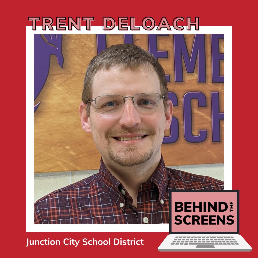photo of Trent Deloach