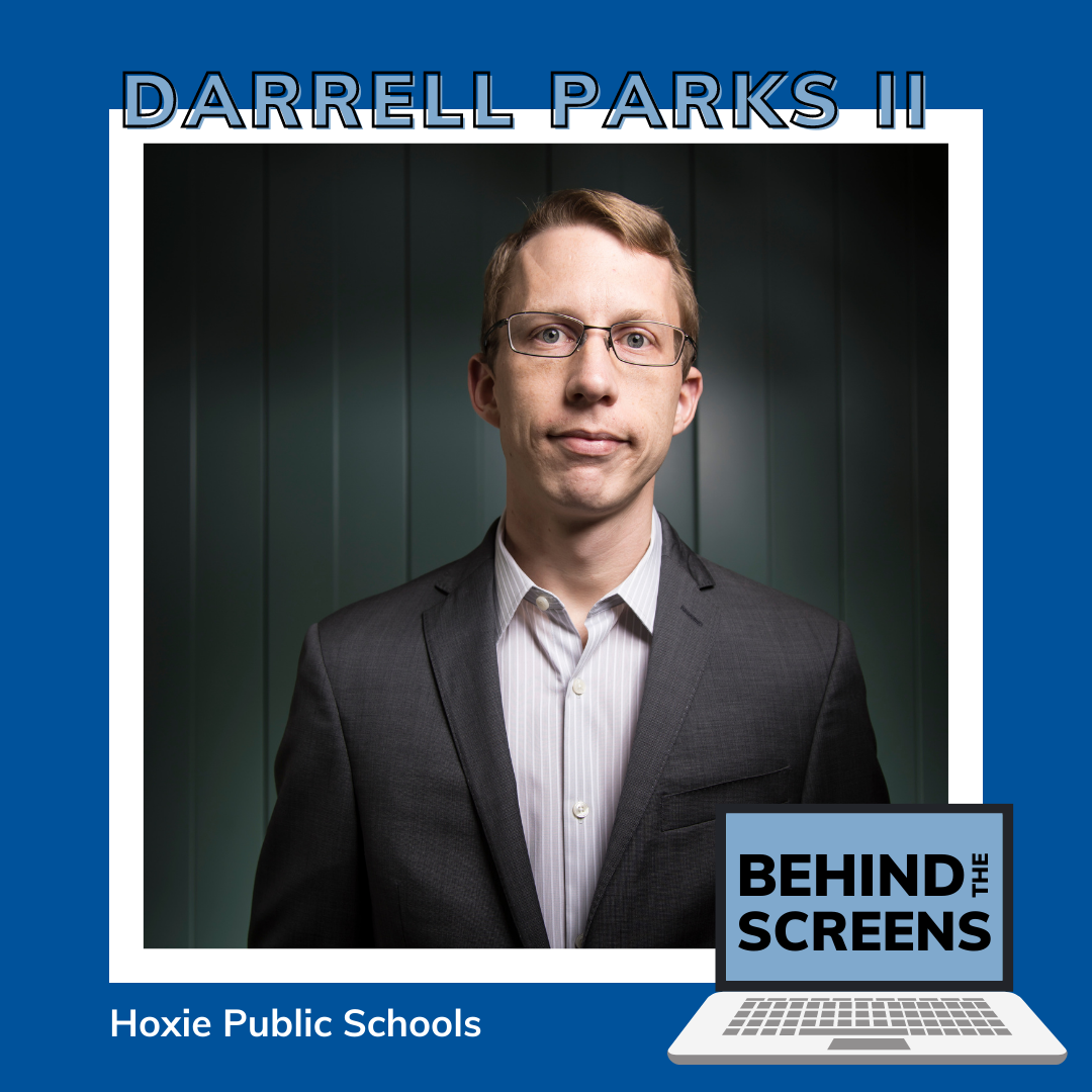 photo of Darrell Parks II